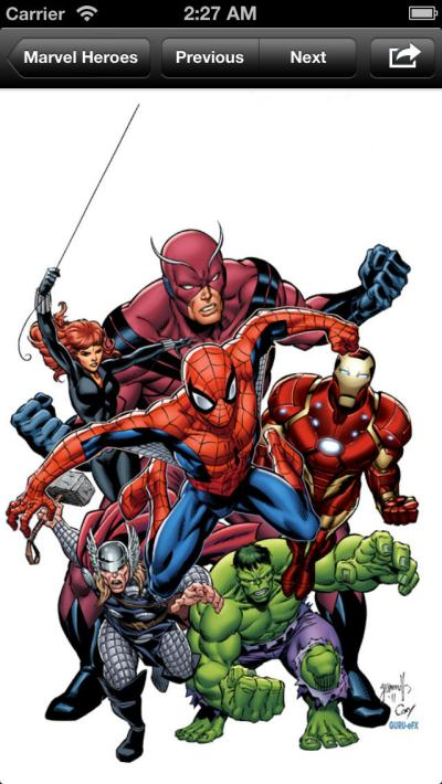 Download Marvel Live Wallpapers Gallery