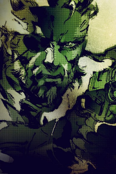Download Metal Gear Solid Iphone Wallpaper Gallery