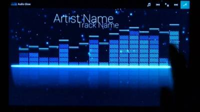 Download Music Spectrum Live Wallpaper Gallery