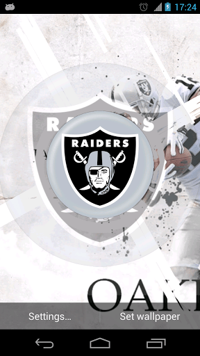 Download Oakland Raiders Live Wallpaper Gallery