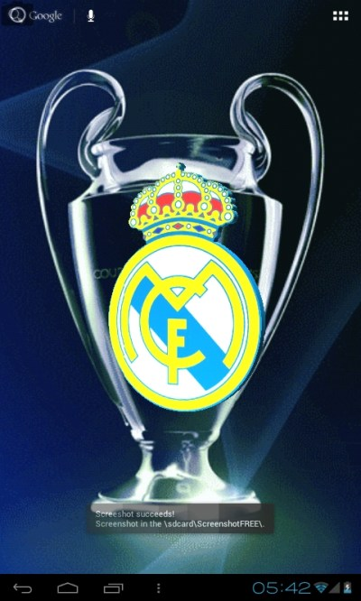 Download Real Madrid Live Wallpaper Gallery