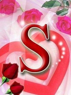 Download S Letter Love Wallpaper HD Gallery