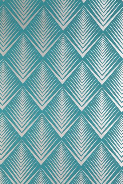 Download Teal Wallpaper Designs Gallery