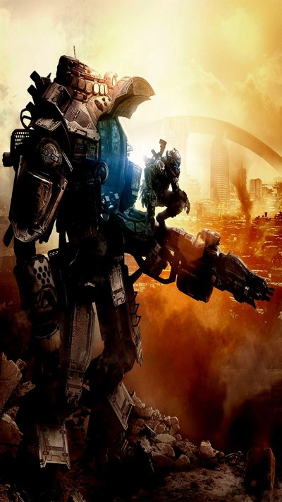 Download Titanfall Wallpaper Iphone Gallery