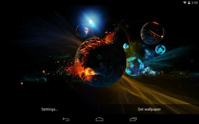 Download Universe Live Wallpaper For Pc Gallery