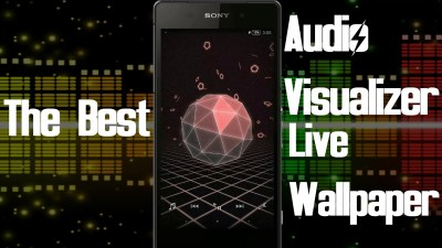 Download Visualizer Live Wallpaper Gallery