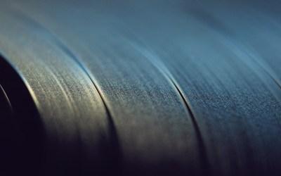 Minimalistic music vinyl sound macro simple record album wallpaper | 1920x1200 | 7840 | WallpaperUP