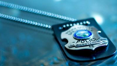 Police badge text chain macro wallpaper | 1920x1080 | 45274 | WallpaperUP