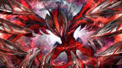 Pokemon red thyr yveltal wallpaper | 1600x900 | 179428 | WallpaperUP
