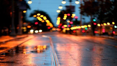 Cityscapes streets colors out of focus streetscape wallpaper | 1920x1080 | 260051 | WallpaperUP