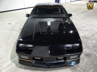 1986 Chevrolet Camaro IROC Z28 muscle wallpaper ...