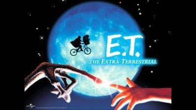 E T EXTRA TERRESTRIAL sci-fi alien aliens futuristic science poster wallpaper | 1920x1080 ...