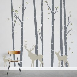 Small Crop Of Tree Wall Decal