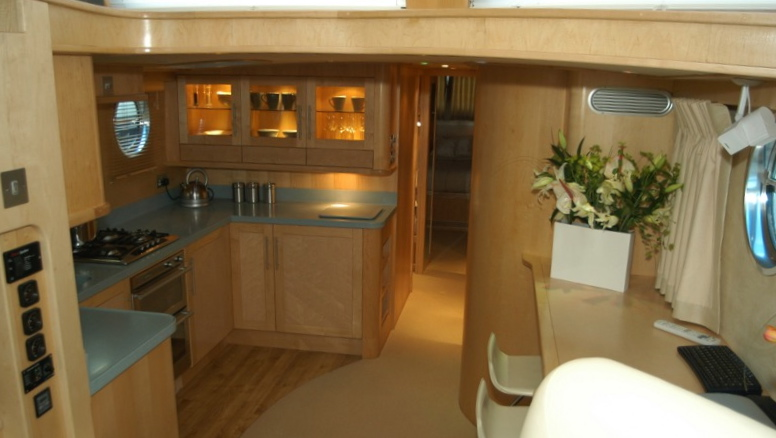 Interior Designer   Walnut Designs   Widebeam Boat Interior Design