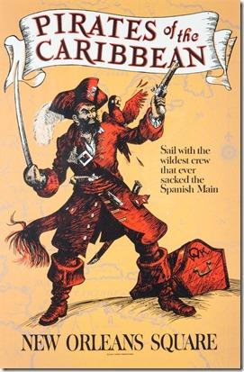 Pirates of the Caribbean attraction lyrics - WaltsApartment.com