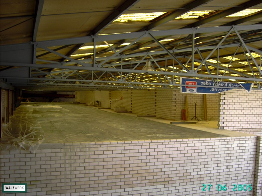 Walzwerk - Der Umbau 2005 - 26