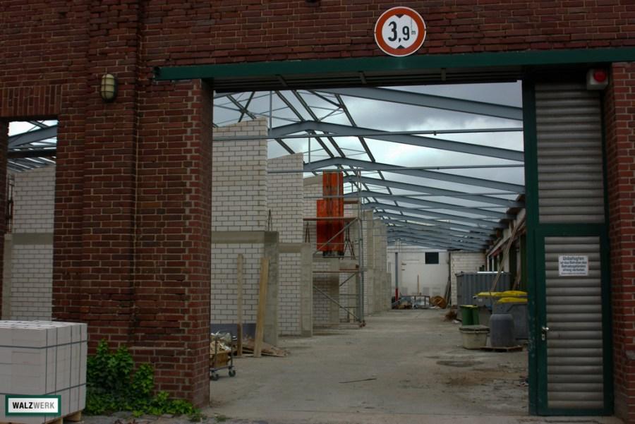 Walzwerk - Der Umbau 2005 - 44