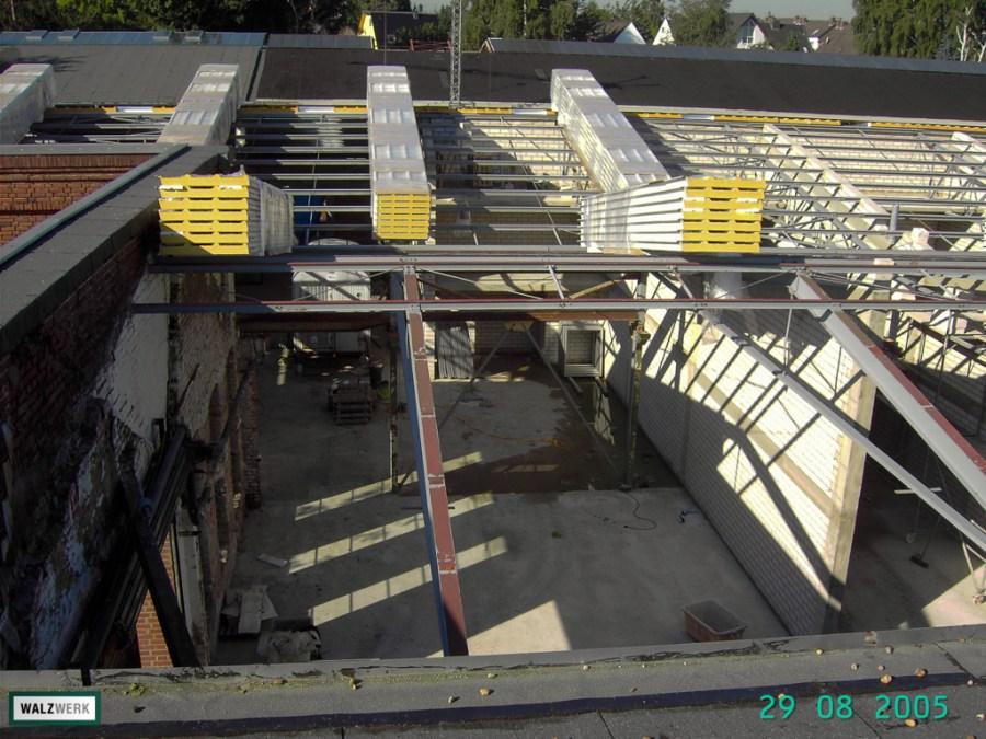 Walzwerk - Der Umbau 2005 - 47