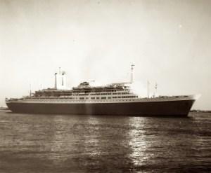 s.s. Rotterdam