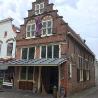Heksenwaag, Oudewater.  (MuseumWandeling, ca 24 km)