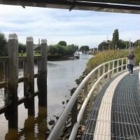 Poëtisch Struinpad Hollandsche IJssel (Gouda)