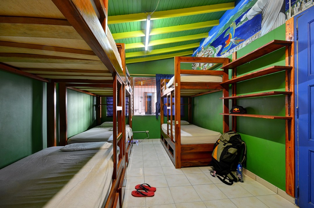 Beds Hostel in Medellin
