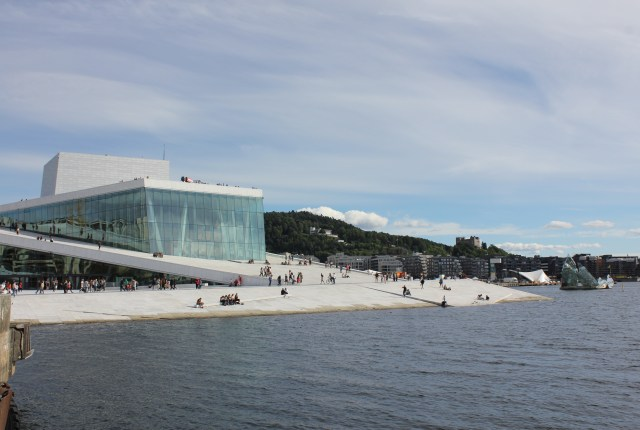 The Norwegian National Opera and Ballet
