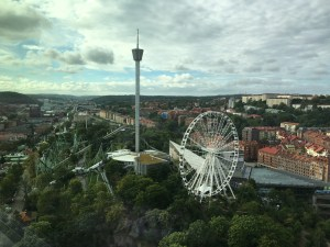 Liseberg Amusement Park, Gothenburg