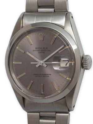 Rolex SS Oyster Perpetual Date circa 1972