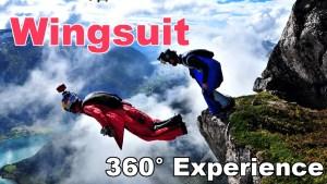 Wingsuit 360 Experience