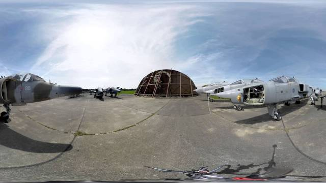 Air Force Station 360 Video