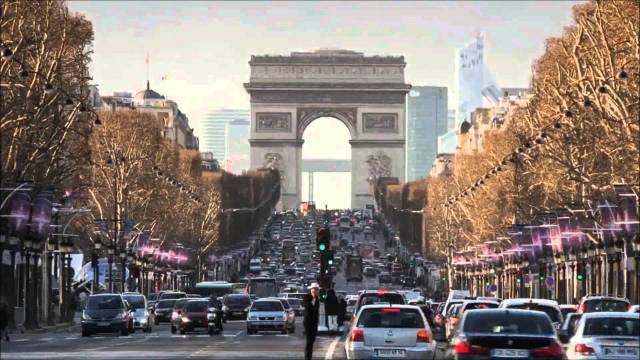 « Belle Paris » Time Lapse
