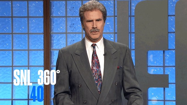 Celebrity Jeopardy (360°) – SNL 40th Anniversary Special