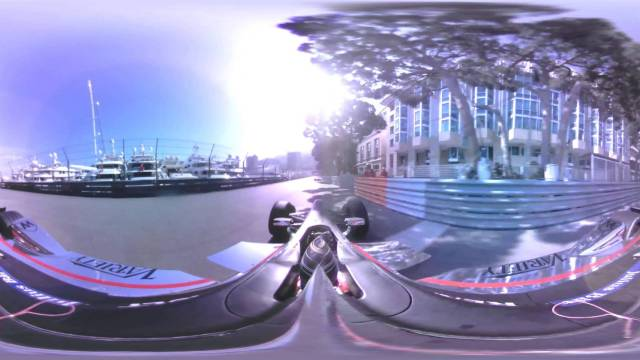 Formula E Monaco: Dragon Racing