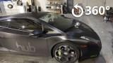 Lamborghini Ride 360