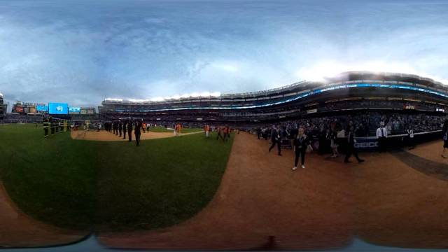 NYCFC vs. Chicago Fire 360 Experience