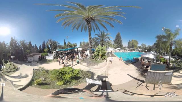 pool party dorot – 360 long shot