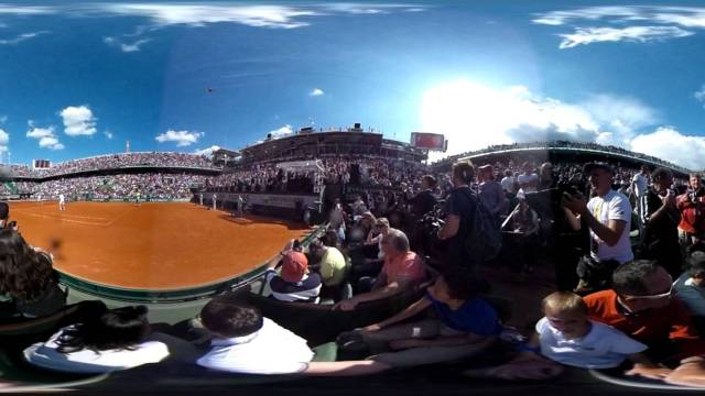 Roland Garros : Djokovic – Bob Sinclar – Hanouna 360° on waoo.com