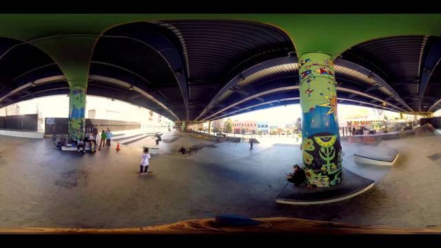 360 GoPro Video – Soma Skate Park