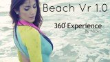360 Beach walk with Vee