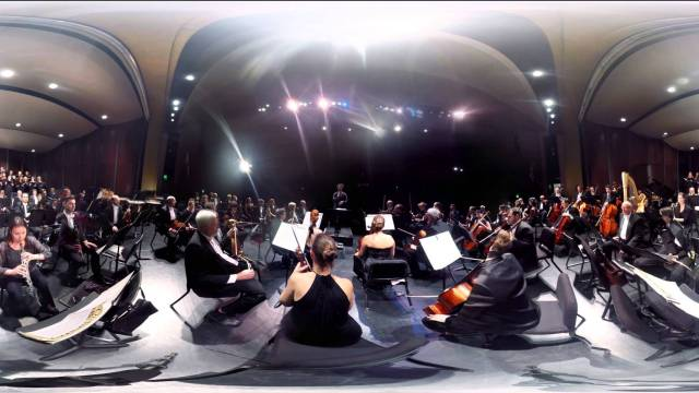 360 View of Five Choral Works by Gordon Getty
