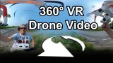 360° VR Video  [360 VR] 밤비노 This is my most amazing drone video you seen yet
