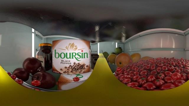 Boursin® Sensorium 360 VR Experience  #BoursinSensorium