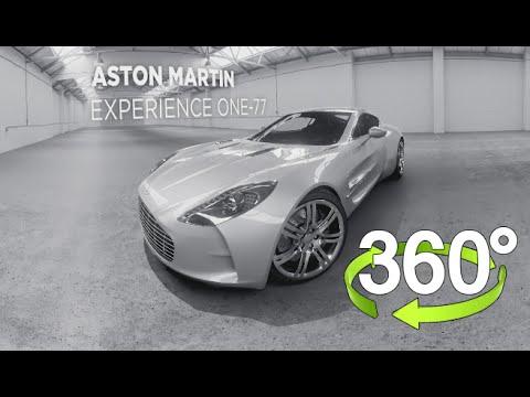 360° Aston Martin One-77