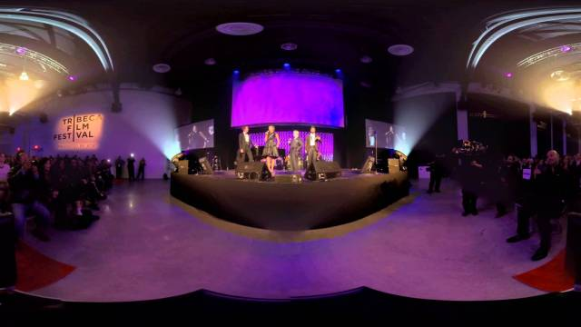 NEW YORK, NEW YORK — TFF: Sinatra at 100 (Official 360 Video)