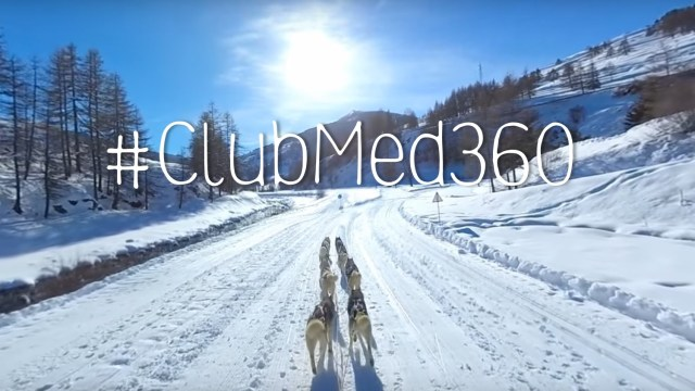 #ClubMed360 Pragelato Vialattea – Italy
