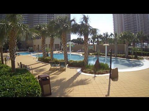 Emerald Beach Resort Pool Cam, Panama City Beach, FL