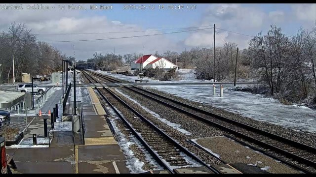 La Plata, Missouri USA – Virtual Railfan LIVE