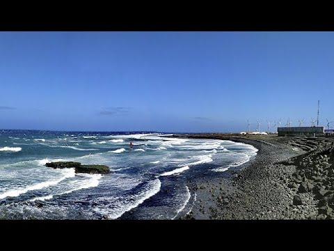 Pozo Izquierdo Beach – Live WEBCAM