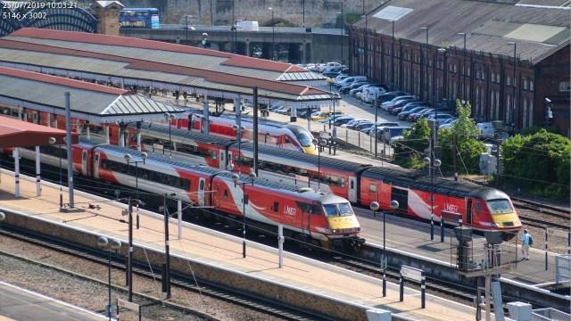 Railcam York ROC Camera 1 – in Partnership with Network Rail